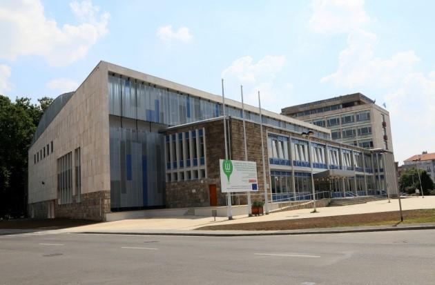Szombathelyi Agora kulturális központ